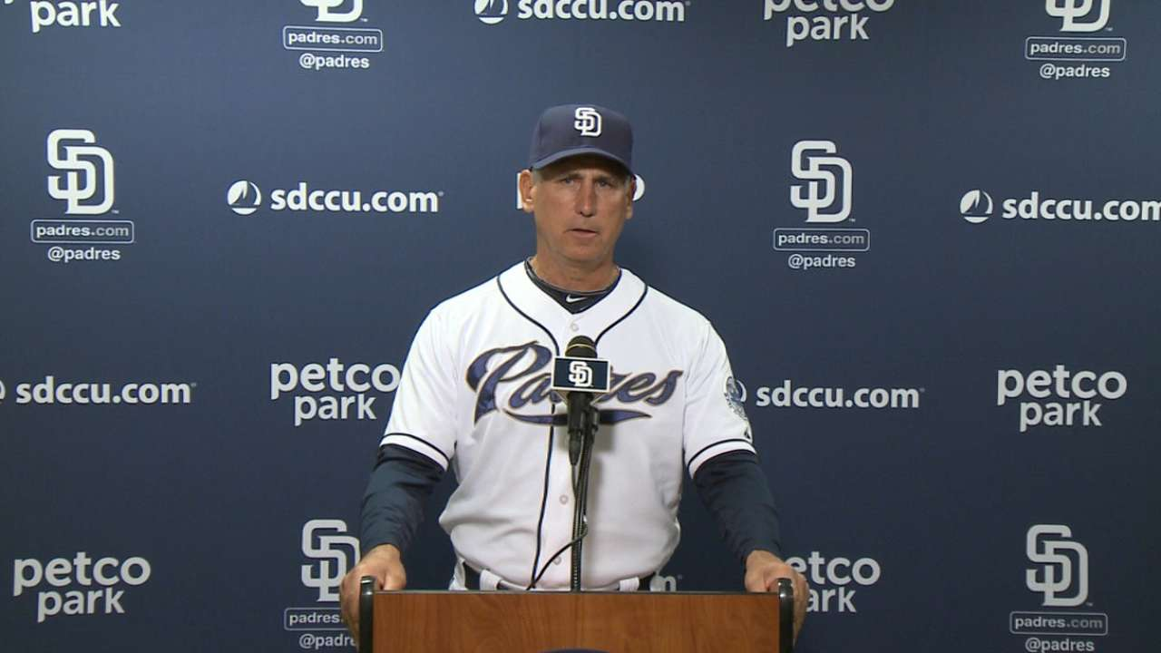 Padres face big decision on Black's future