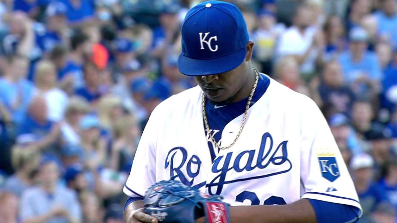 After duel, Volquez hard-luck loser vs. Price