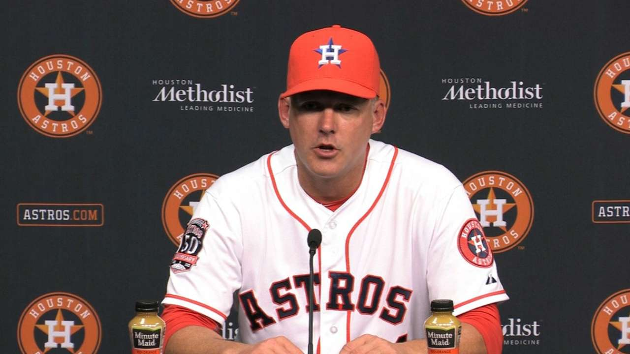 Hinch on Astros' 7-6 win