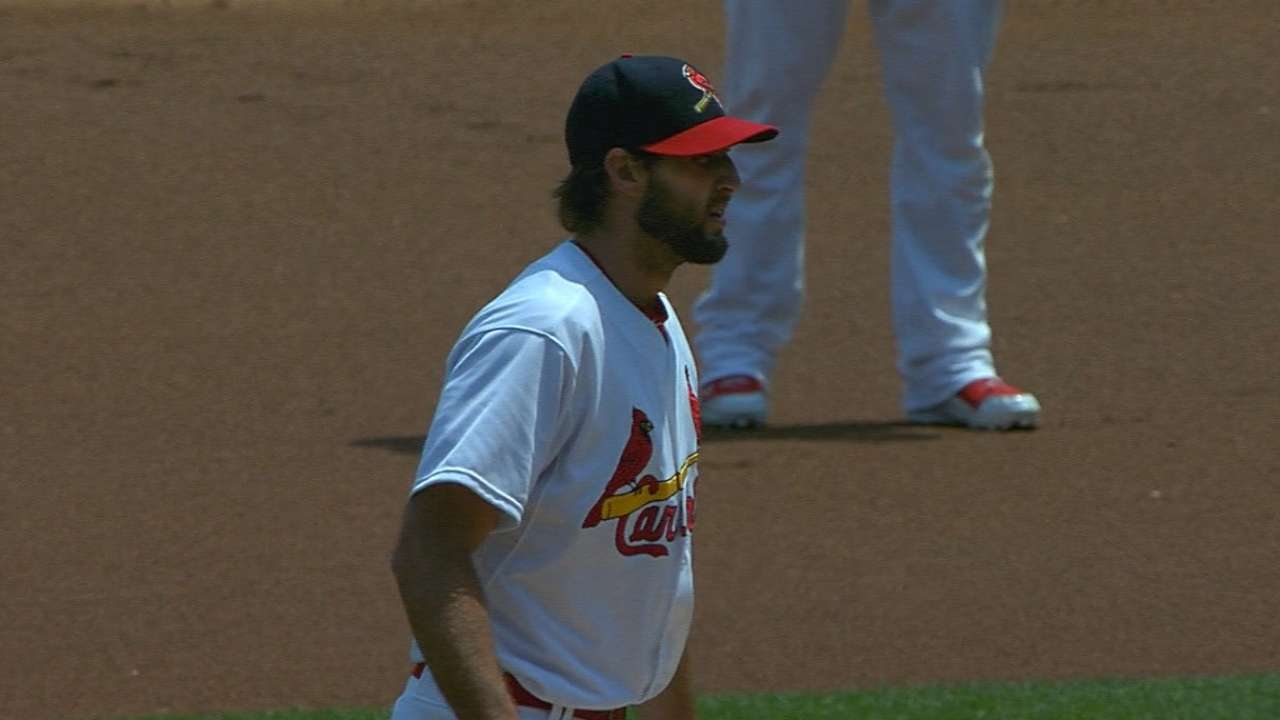 Wacha's scoreless outing