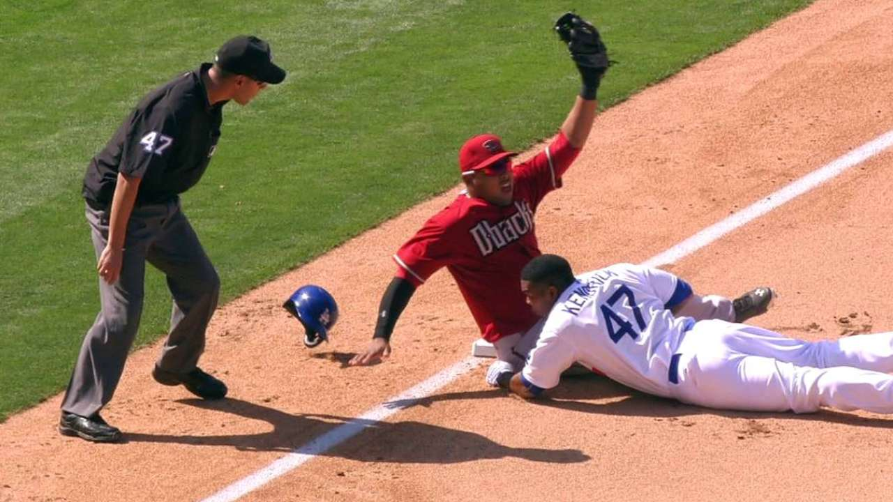 Duel ends with extra-inning loss for D-backs