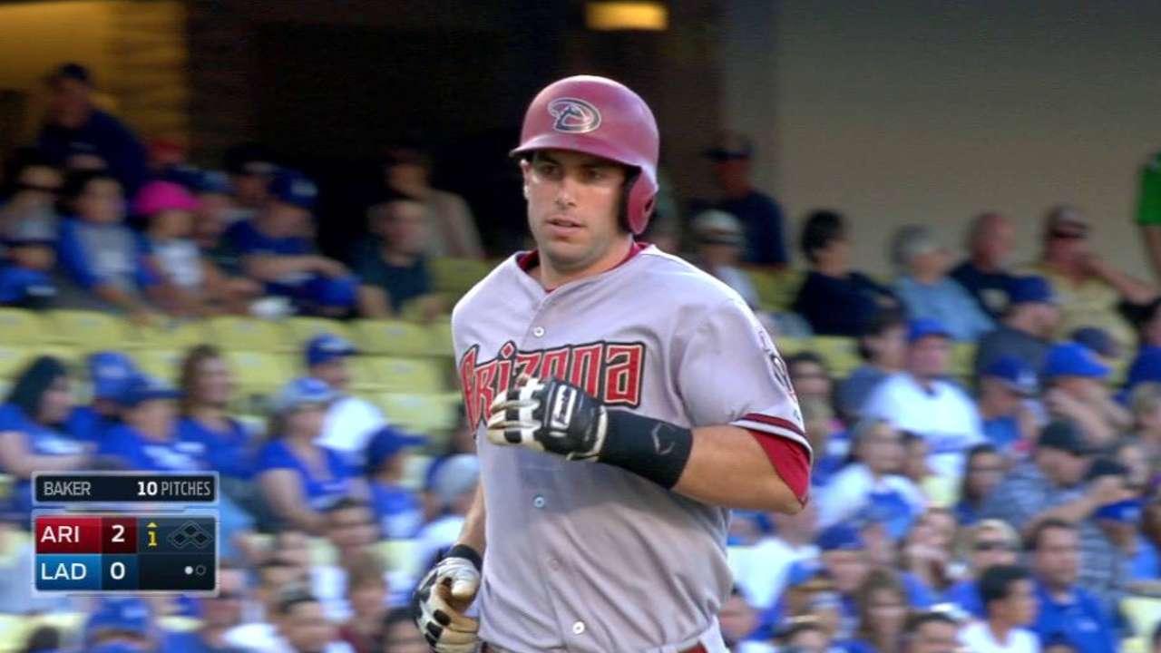 Goldy's two-run homer