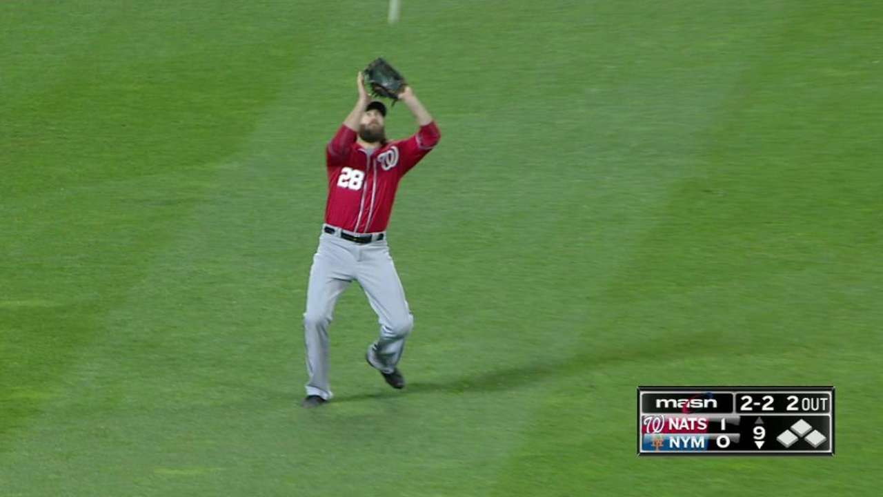 Storen notches the save
