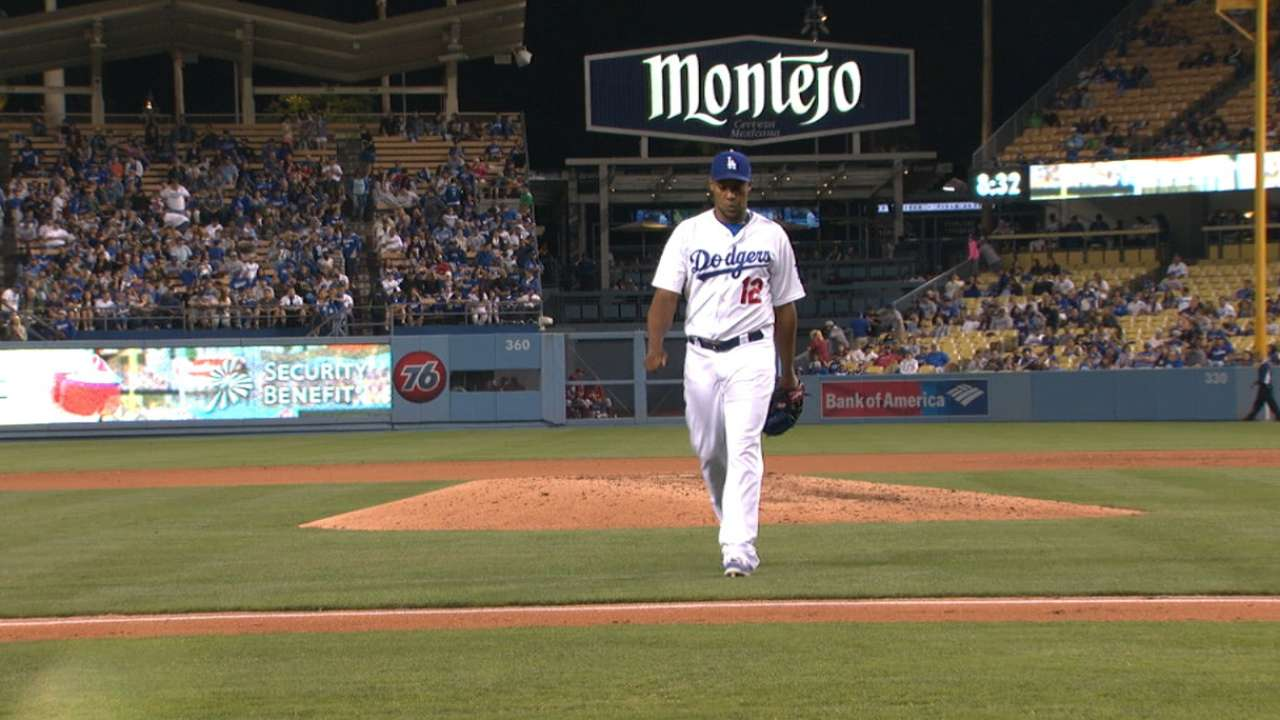Nicasio's hitless relief outing