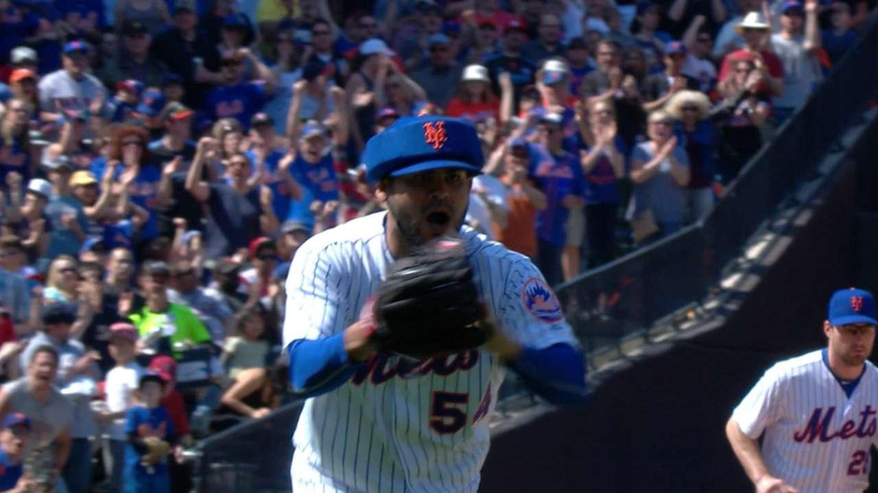Alex Torres se gana la confianza en bullpen de Mets