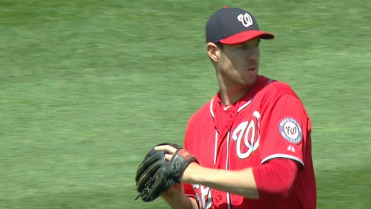 Fister's scoreless outing