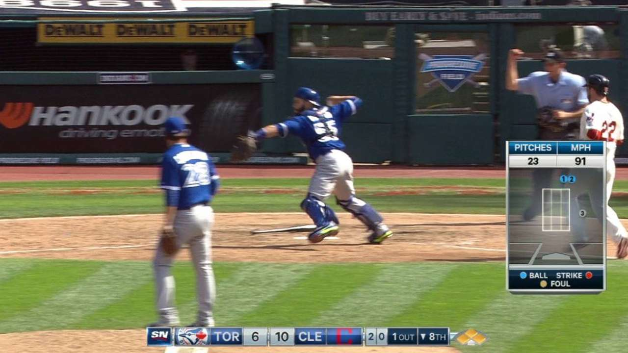 Copeland induces DP to end jam