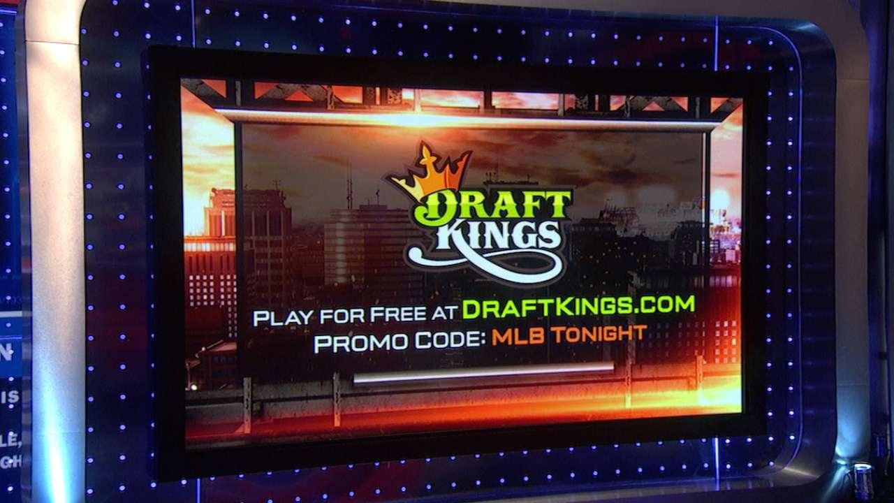 DraftKings picks: Altuve, Ellsbury, Kershaw