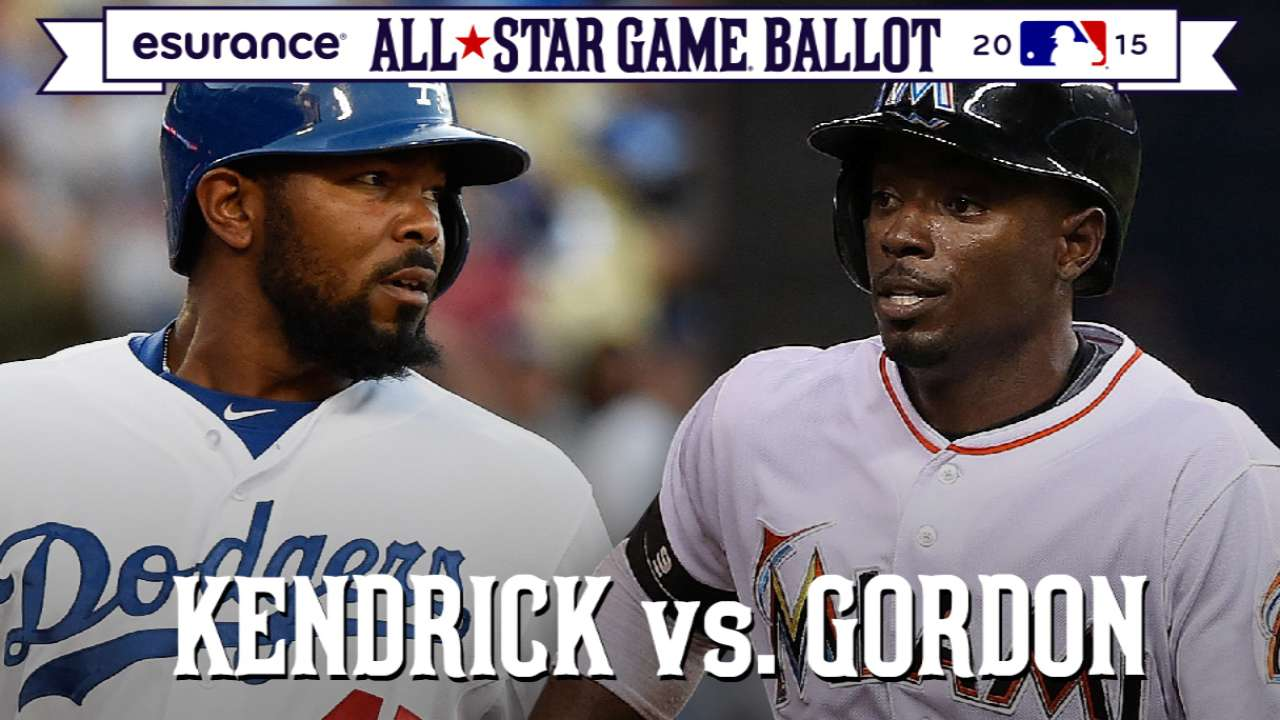 ASG debate: Gordon or Kendrick at second in NL?