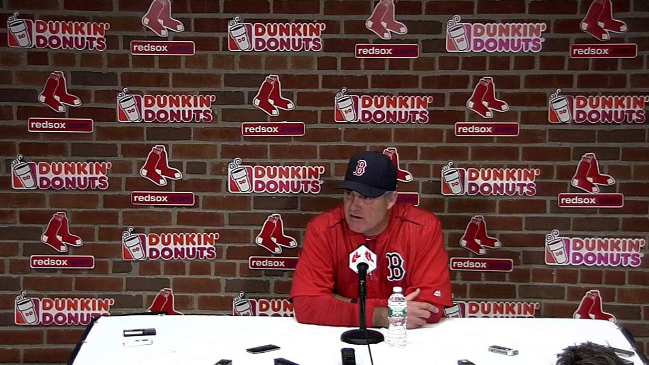 Farrell: Important for Sox to be better at home
