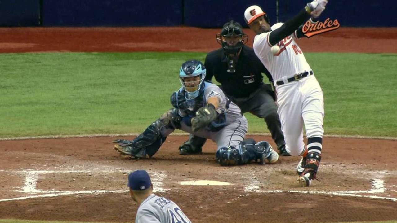 Orioles rally vs. Rays' bullpen to win finale