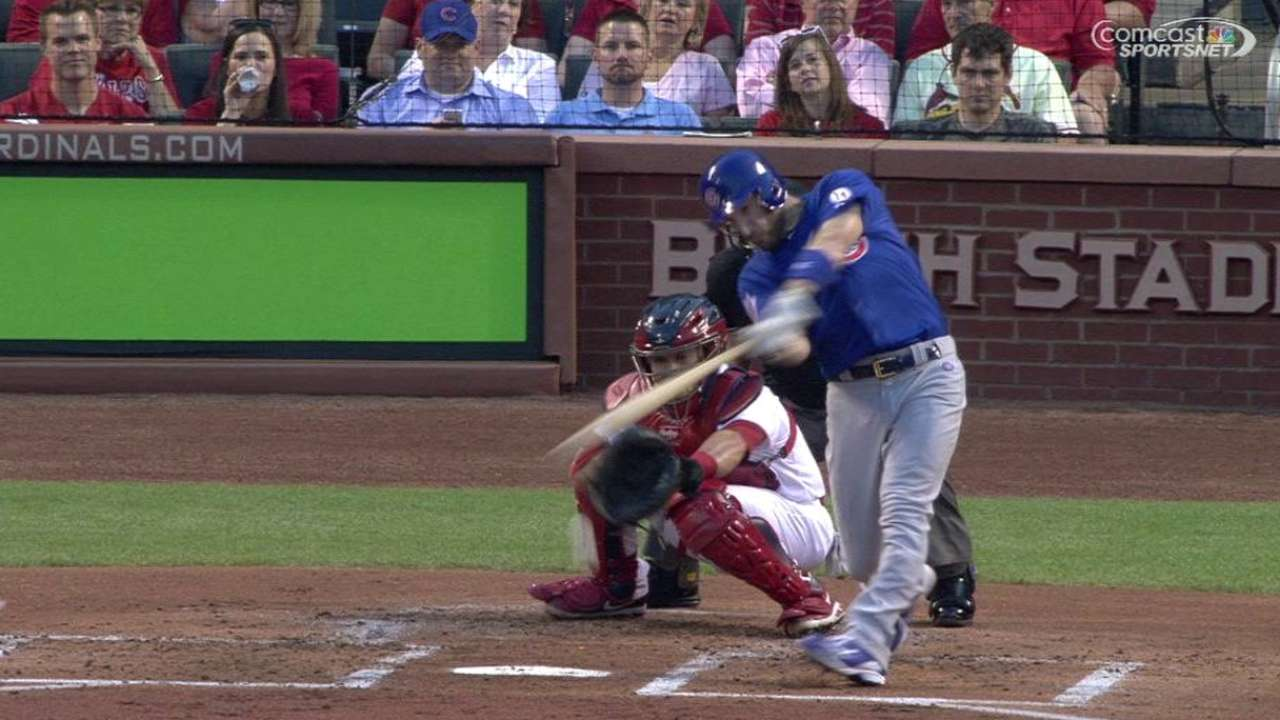 Denorfia's RBI single