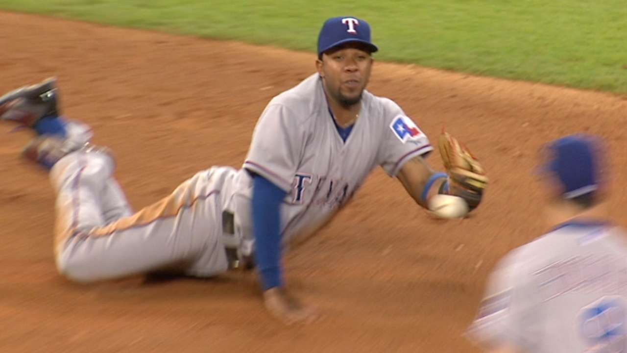 Rangers turn two in style