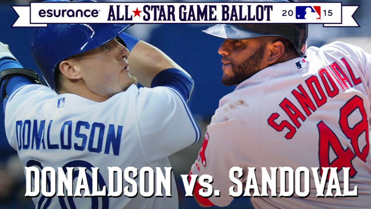 ASG debate: Hot competition for hot corner in AL
