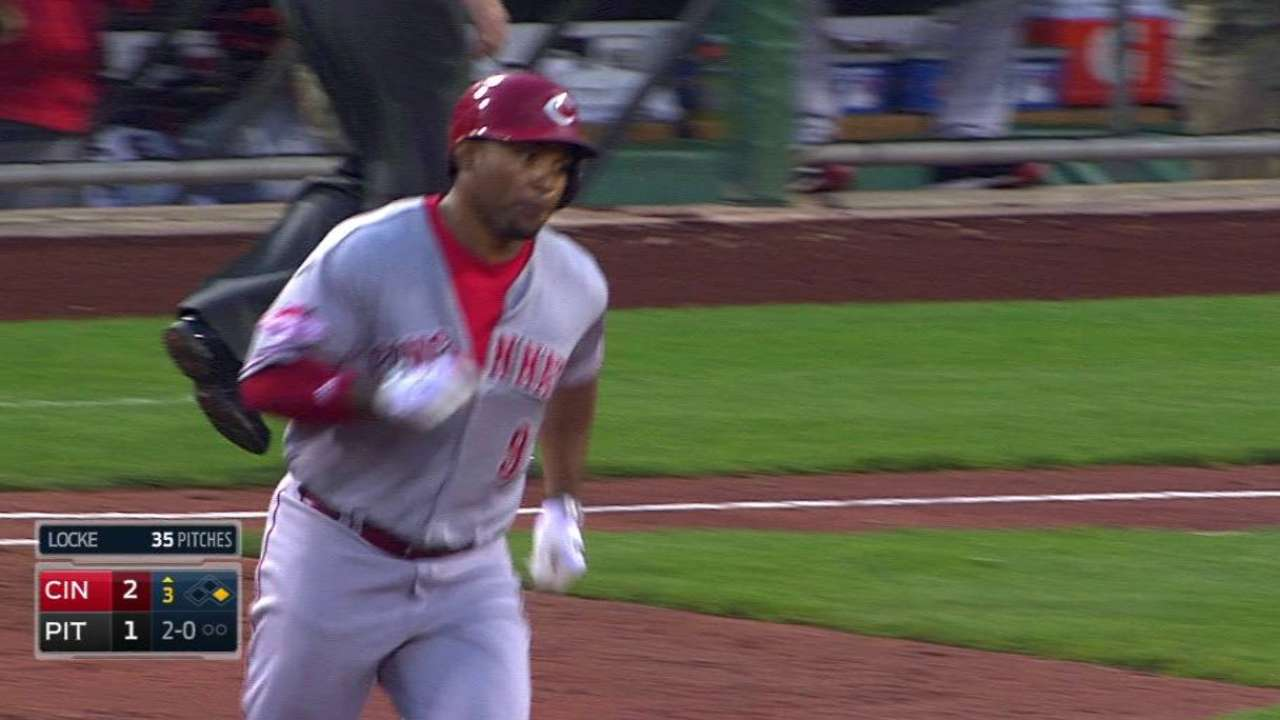 Byrd's two-run blast