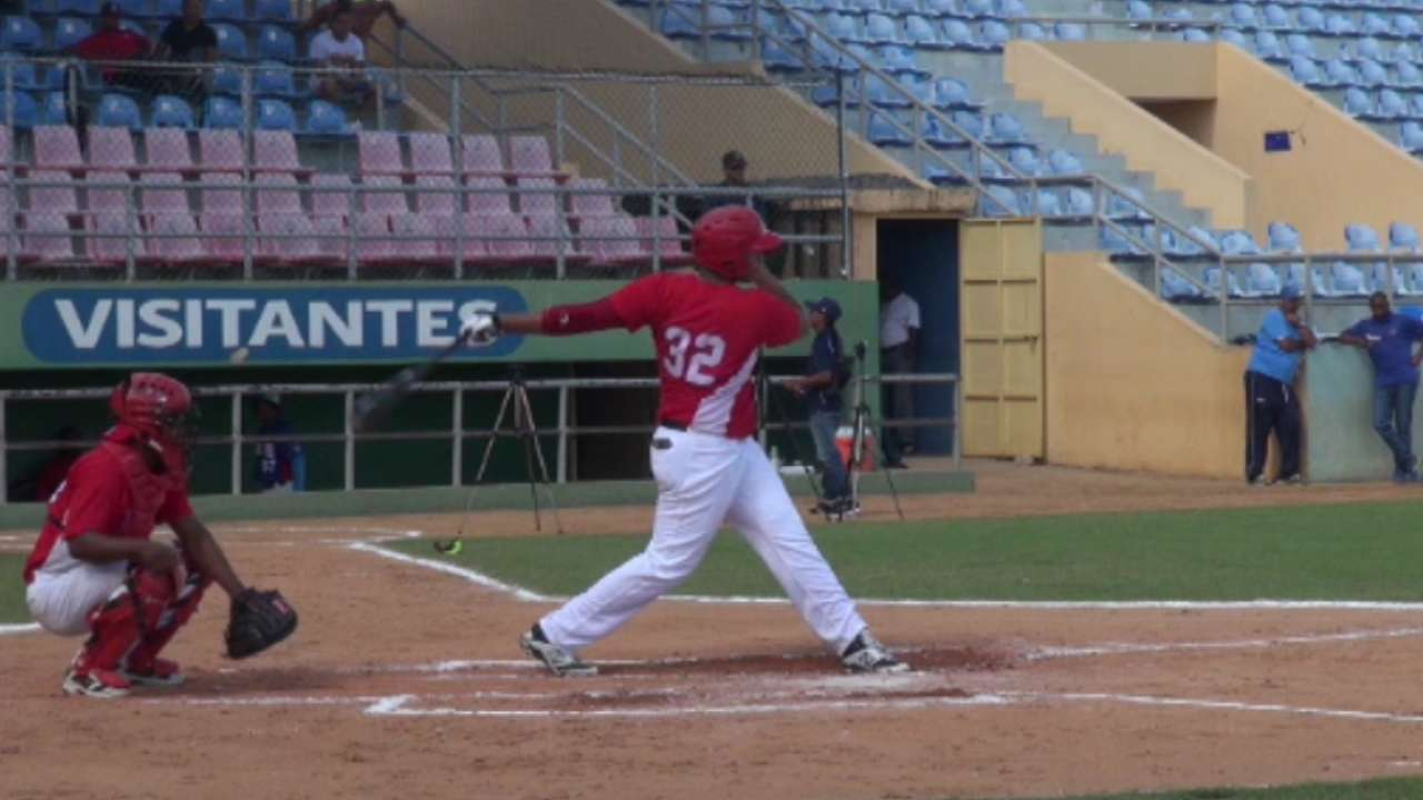 Phillies expected to sign Dominican slugger Ortiz