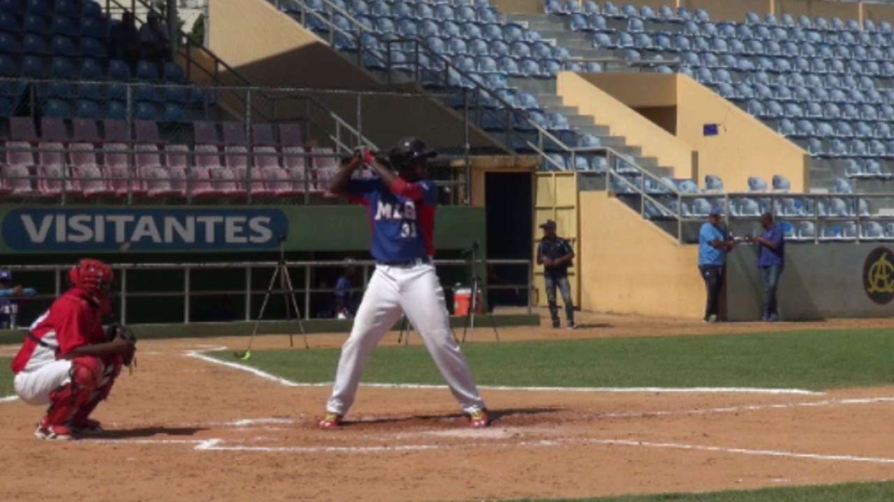 Top Int'l Prospects: Reyes