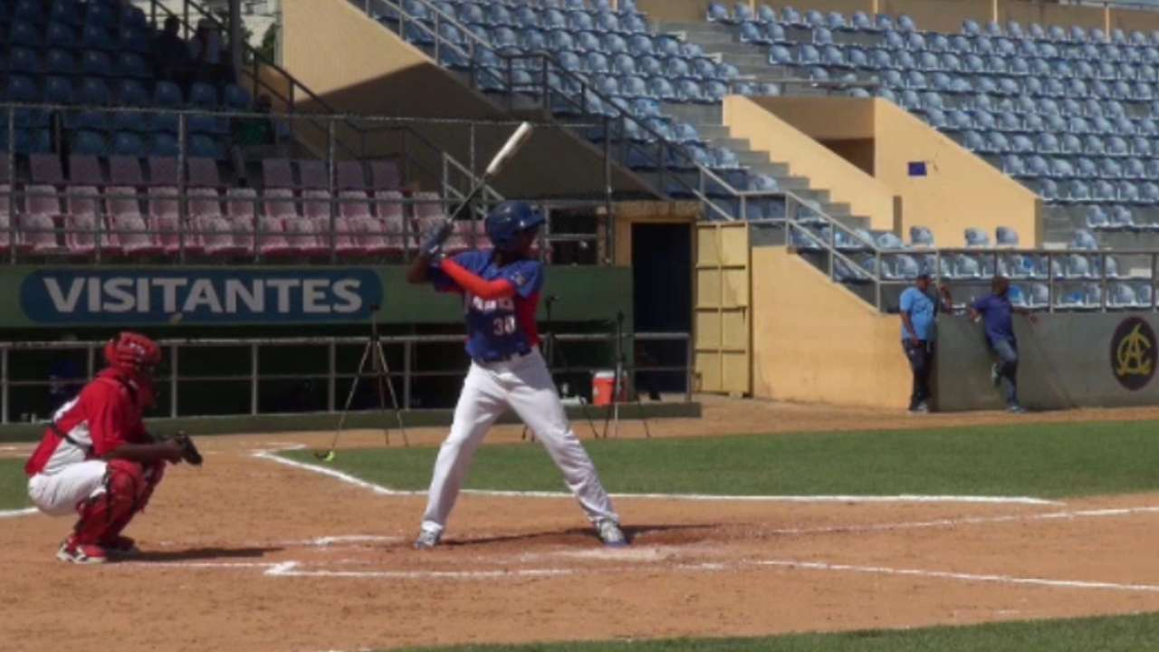 Sources: Royals sign pair of Dominican Republic prospects