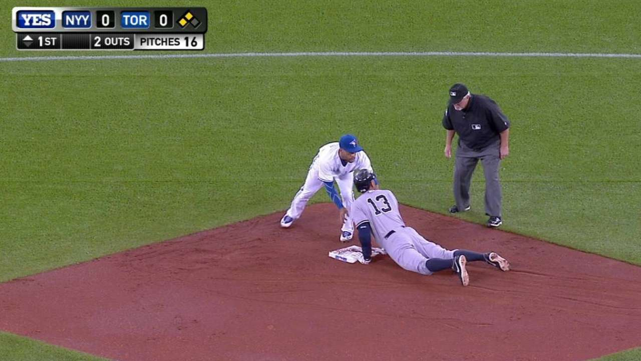 Pineda shuts down Jays with help from early burst