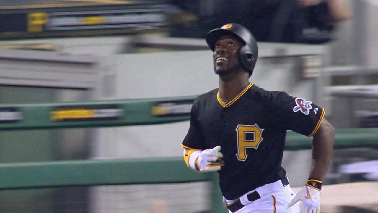 McCutchen on early struggles