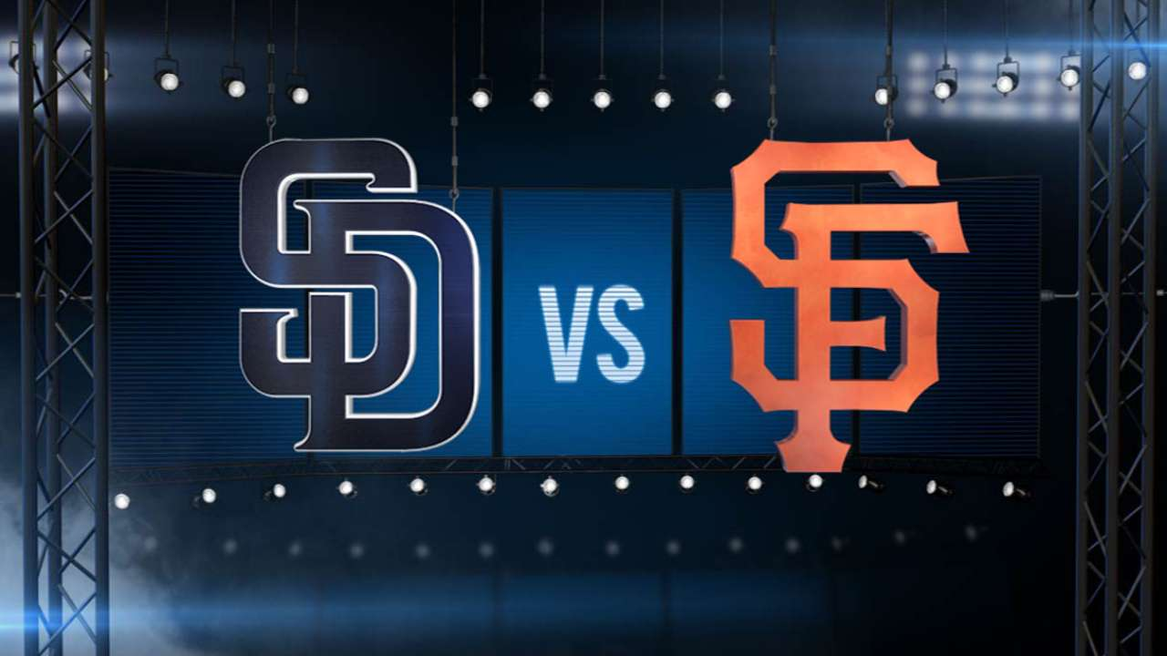 ICYMI: Padres blanked in the Bay again