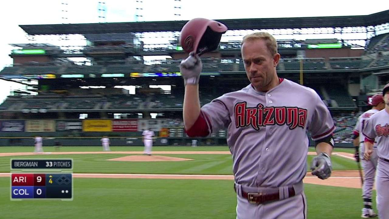 D-backs lash 18 hits in Game 1 win over Rox