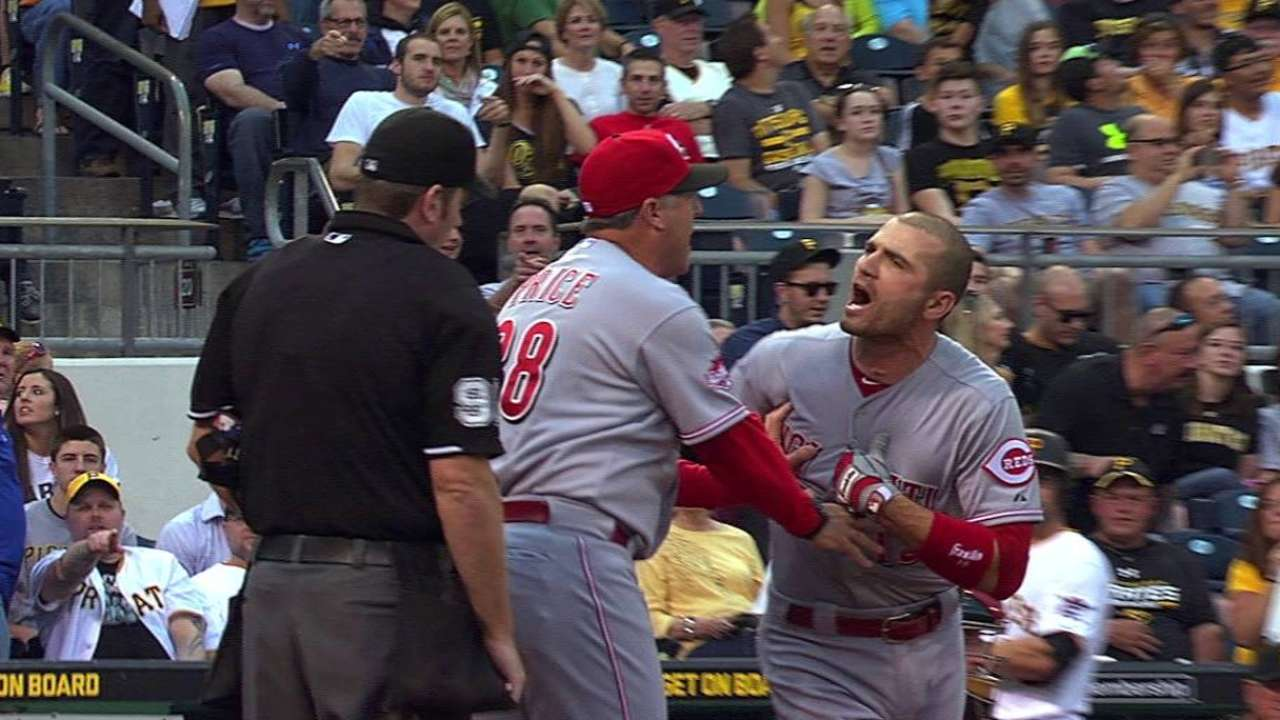 Votto's ejection
