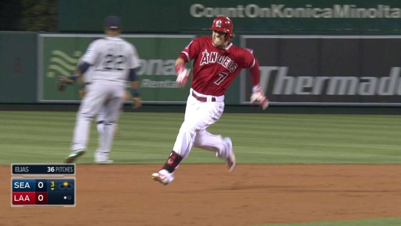 Krauss appears headed for Minors, Cowgill to DL