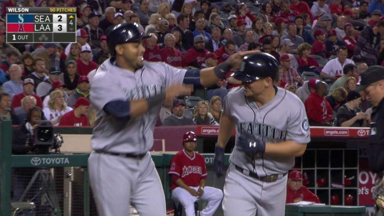 Mariners move on from tough road trip