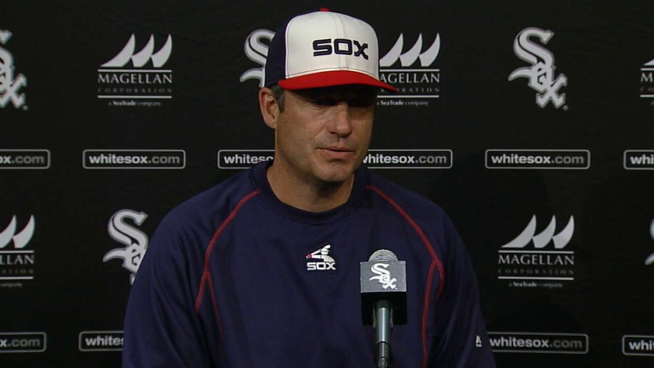 White Sox say they have time, talent for turnaround
