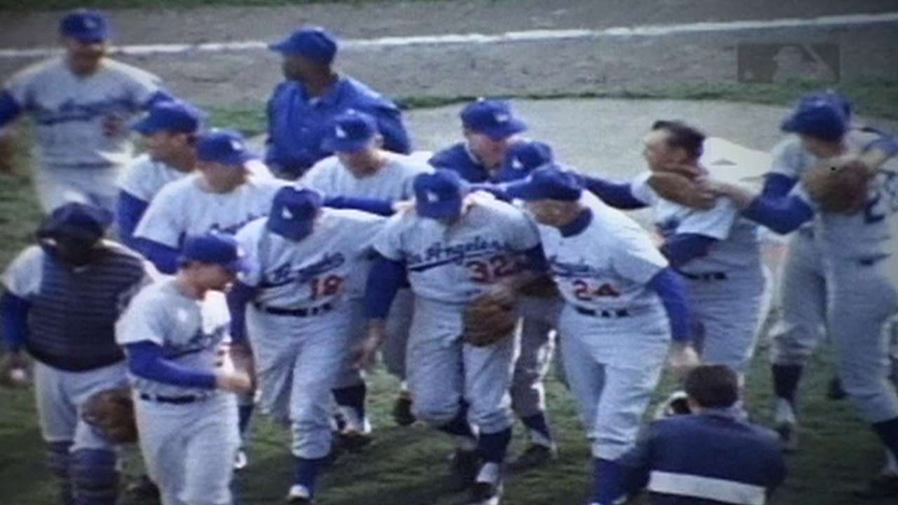 Koufax to headline Old-Timers Game