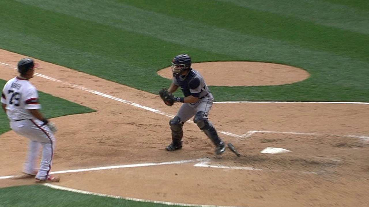 Castellanos envisions game-changing play