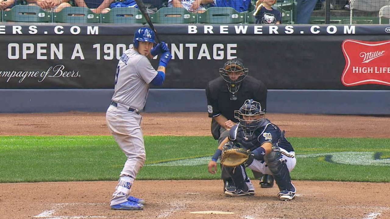Must C: Grandal drives in eight