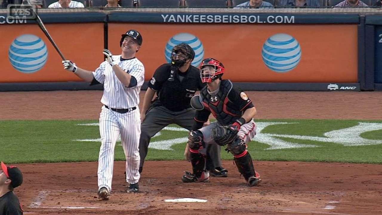 McCann y bullpen de Yankees derrotan a Orioles