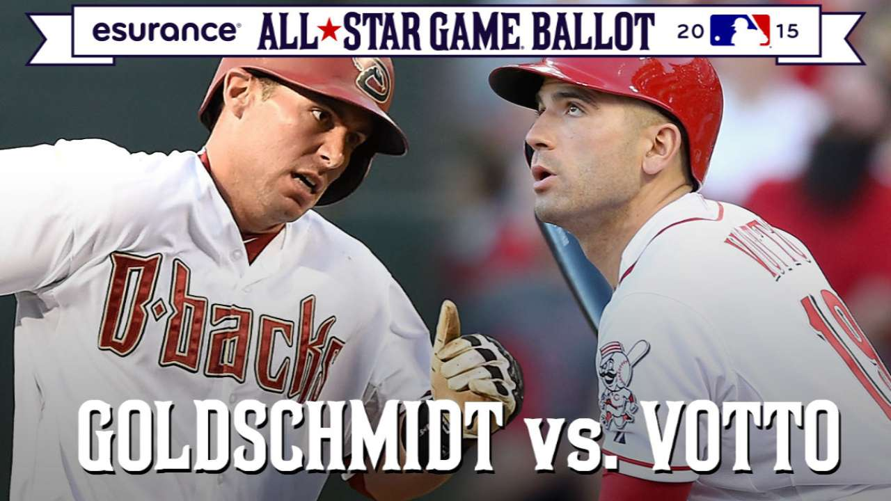 ASG debate: Does Goldy edge out Votto?
