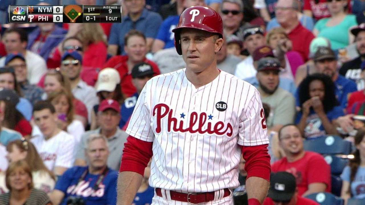 Schmidt confident Utley's luck about to change