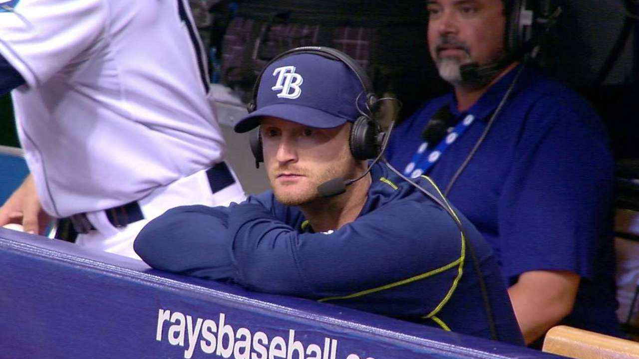 Silverman knows Rays to be tested by Cobb's injury