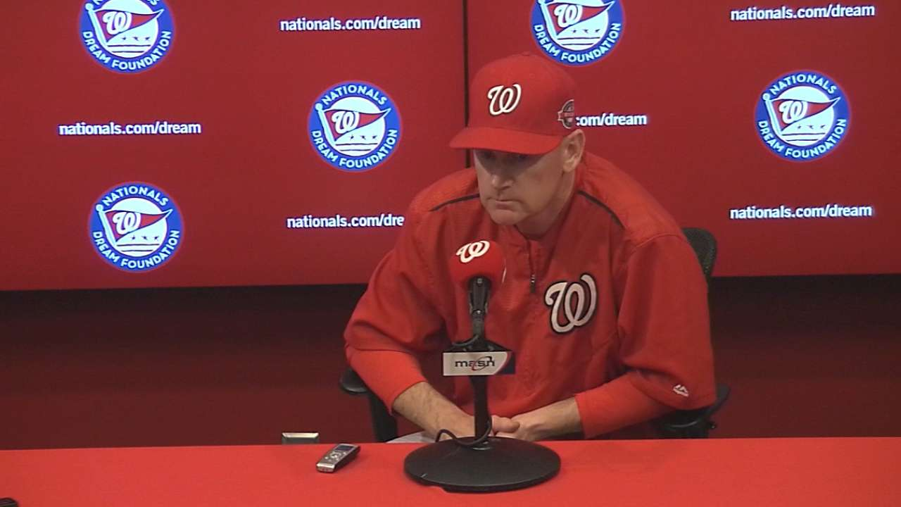Williams on Harper and Nats' win