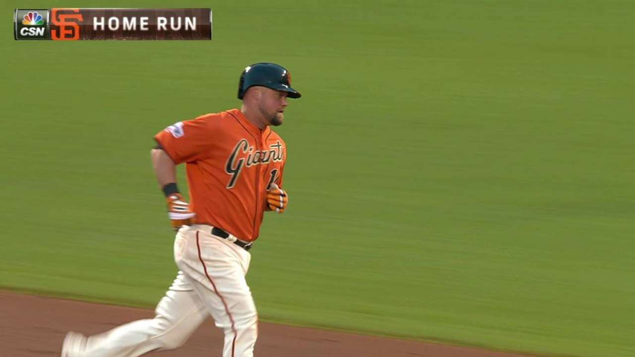 McGehee's grand slam