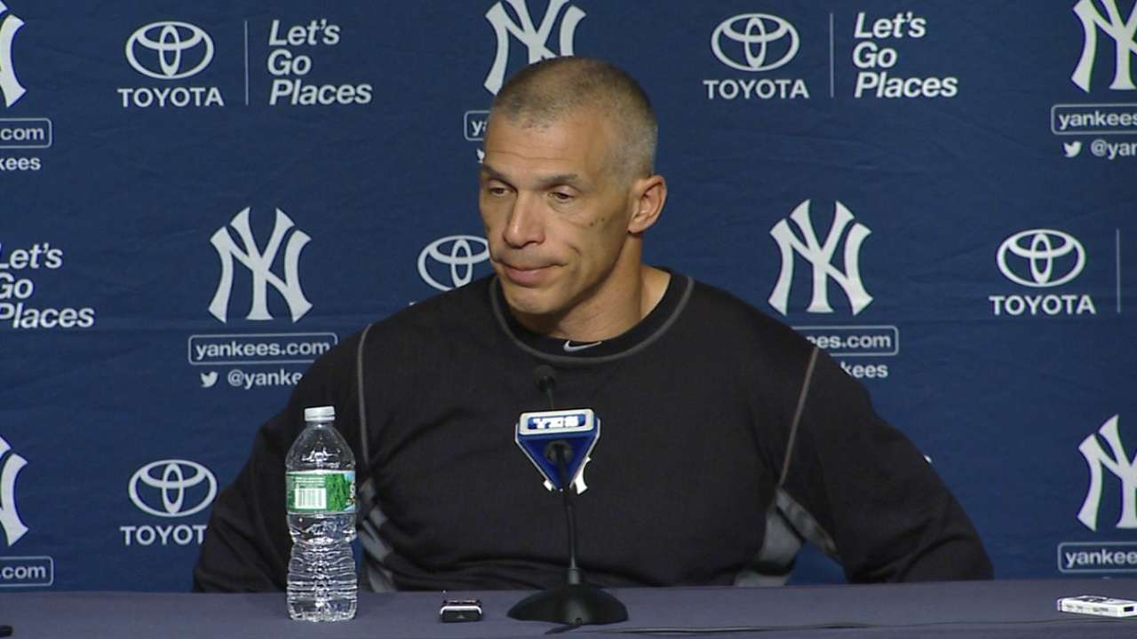 Girardi on victory