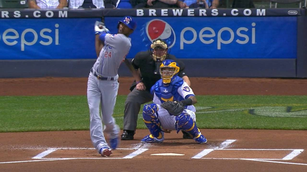 Cubs knock four homers to best Brewers