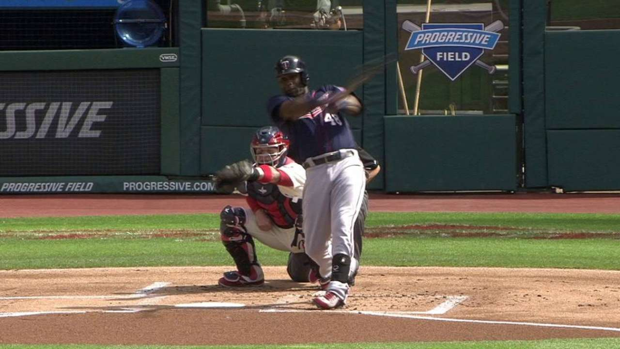 Hunter, Twins continue surge against Indians