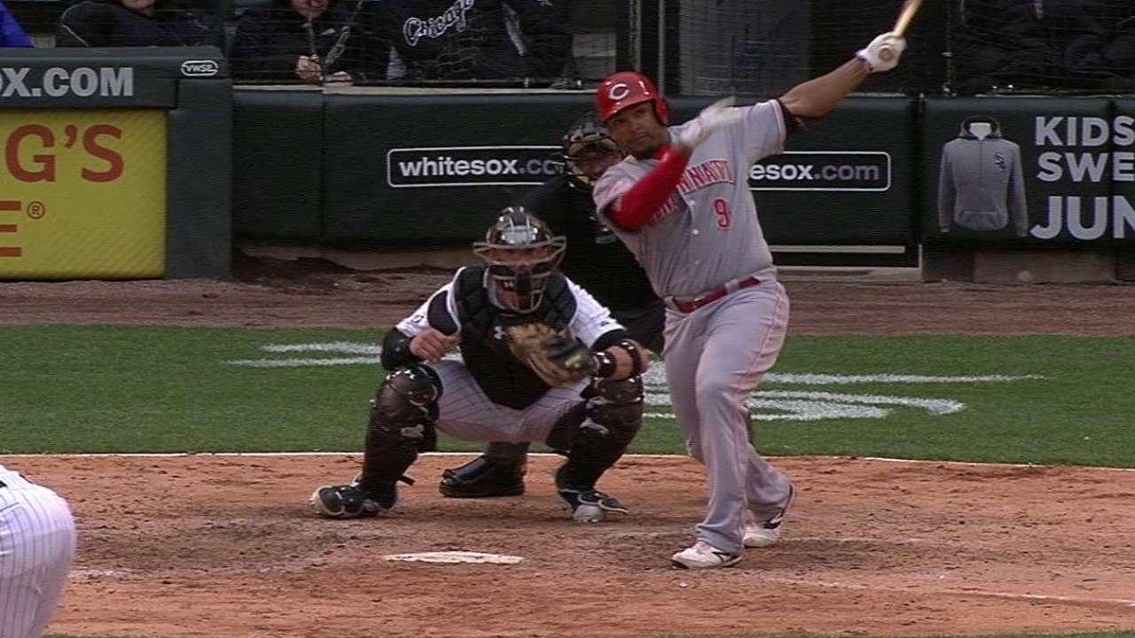 Byrd's three-run homer