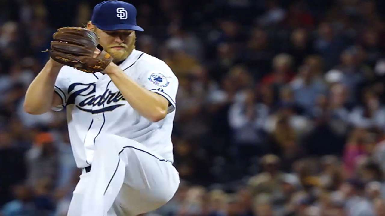 To make her smile: Cashner pitching for mother