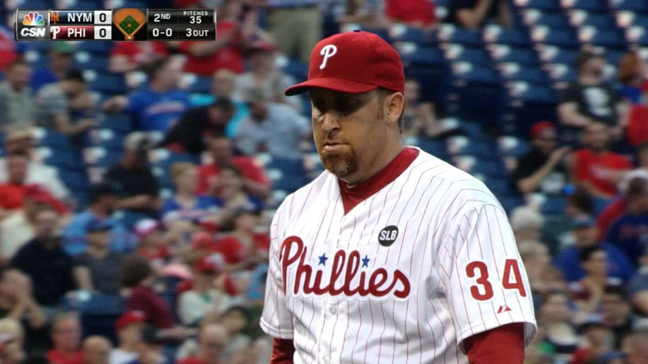 Harang regrets throwing 2 gifts on birthday