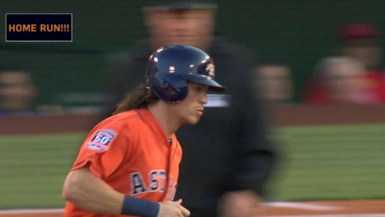 Bates respaldan a Keuchel en victoria de los Astros