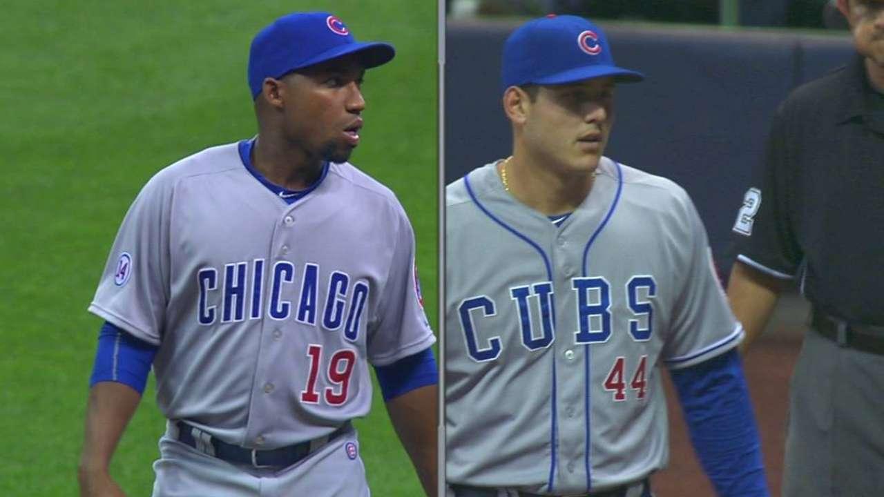 Herrera dons different uniform