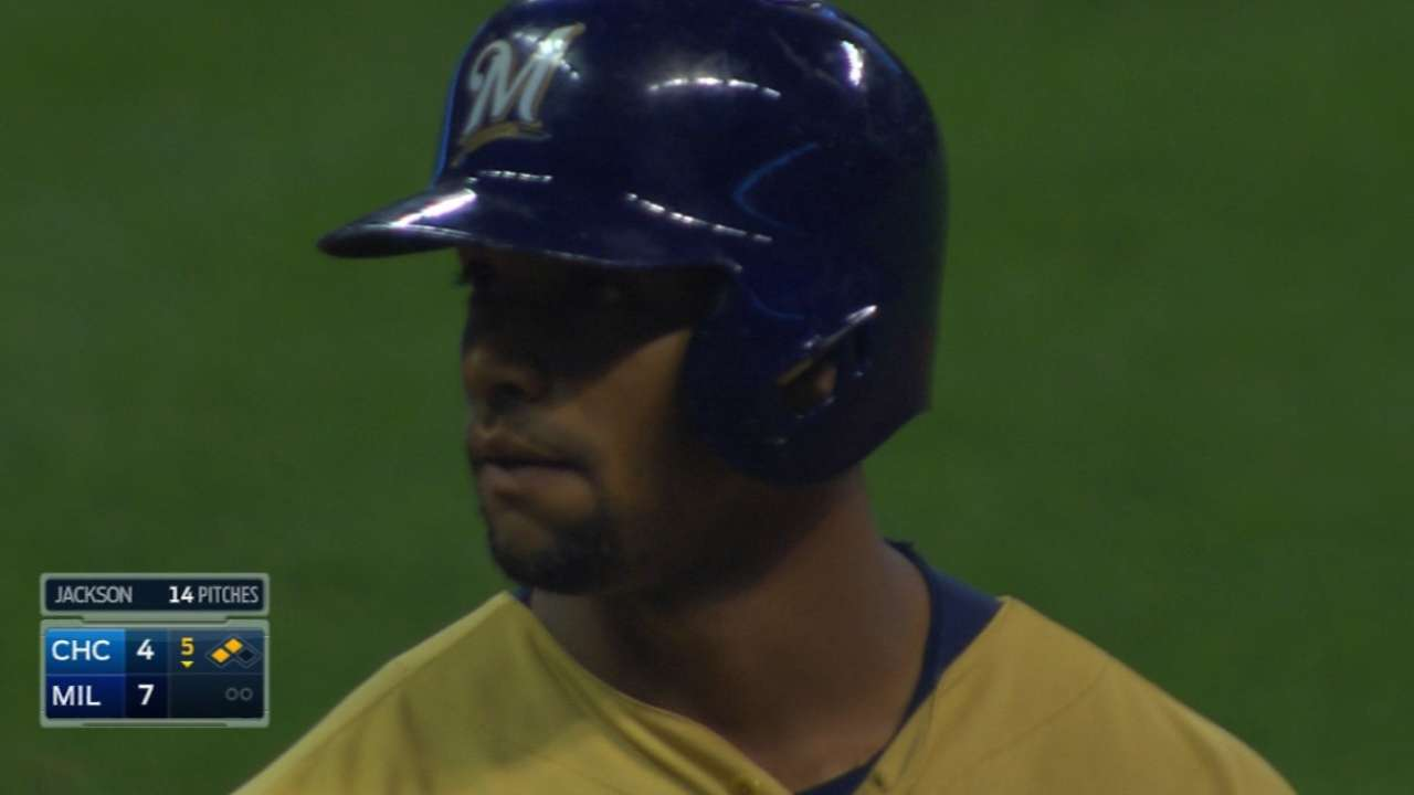Brewers' offense starting to come to life