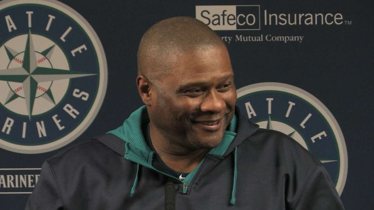 Mariners finally grab (somewhat) comfortable win