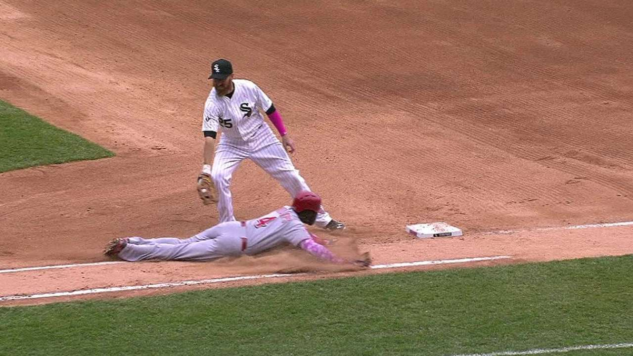 Call overturned in 4th